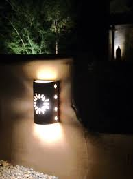 wall sconce new sun southwestern lighting outdoor wall