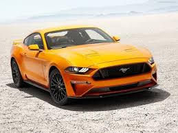 Ford Mustang GT 2018 Best Sport Car in the USA Muscle Car