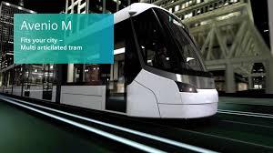 Siemens Dresser Rand Eu by Avenio Trams And Light Rail Siemens Global Website