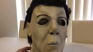 Halloween H20 Mask Uk by Michael Myers Cinema Secrets Halloween Resurrection Latex Mask