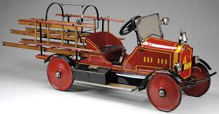 Vintage Pedal Fire Truck | Favorites: I Want! | Pedal Cars, Cars, Trucks Goki Vintage Fire Engine Ride On Pedal Truck Rrp 224 In Classic Metal Car Toy By Great Gizmos Sale Old Vintage 1955 Original Murray Jet Flow Fire Dept Truck Pedal Car Restoration C N Reproductions Inc Not Just For Kids Cars Could Fetch Thousands At Barrett Model T 1914 Firetruck Icm 24004 A Late 20th Century Buddy L Childs Hook And Ladder No9 Collectors Weekly Instep Red Walmartcom Stuff Buffyscarscom Page 2