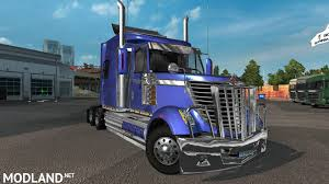 International LoneStar V2.3.2 For 1.25 Mod For ETS 2