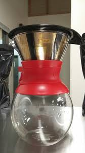 The Bodum Pour Over Was Recently Released Looking To Take A Chunk Out Of Market From Big Boys It Includes Bodums Always Modern Styling