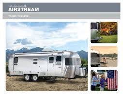 100 2011 Airstream Travel Trailers Brochure Download RV Brochures