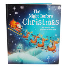 Twas The Night Before Halloween Book by The Night Before Christmas By Clement C Moore Christmas Books