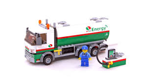 100 Lego City Tanker Truck LEGO Set 600161 Building Sets
