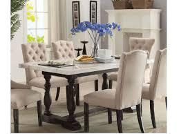 Gerado Dining Table In Weathered Espresso