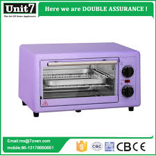 Home Use Mini 10l Electric Toaster Oven Backing Price