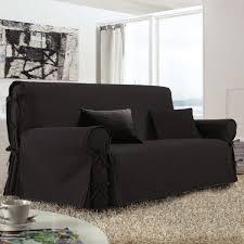rehousser un canapé housse de canapé 3 places anthracite housse de canapé