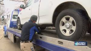 100 Kidds Trucks Tow Truck Companies Swamped With Calls During Winter Storm
