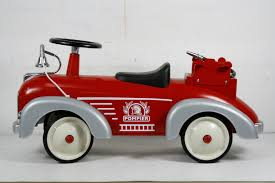 100 Fire Truck Cozy Coupe VINTAGE KIDS RIDE On Babystyle Cruiser No 891 2250