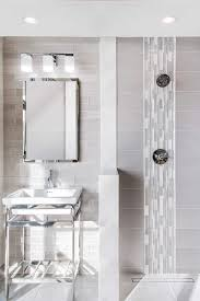 Akdo Taupe Glass Tile by Bathroom Shower Stria Focal Point Tile Waldron Stria Glass And