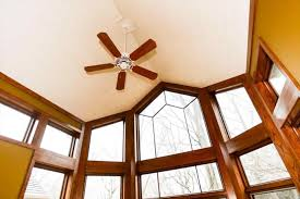Ceiling Fan Wobbles On Medium by Ceiling Fans To Replace Loose Wiring Junction Box Fix A Wobble