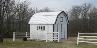 12x16 Gambrel Storage Shed Plans Free by Barn Shed Plans Classic American Gambrel Diy Designs 12x16 Roof