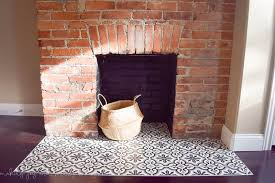 one room challenge week 4 how to install cement tile