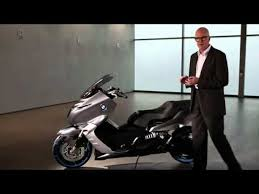 2011 BMW Scooter Concept C PROMO VIDEO