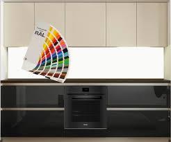motivrückwand küchenrückwand alu dibond in ral farbe