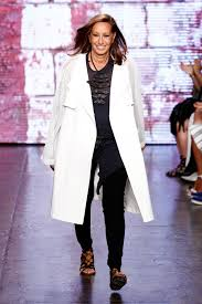 Donna Karan on the New DKNY the Crisis in Haiti and Urban Zen s
