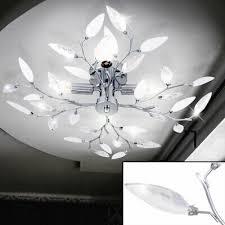 büromöbel deckenle wohnzimmer leuchte licht verchromt