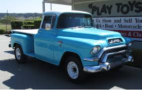 100 1956 Gmc Truck For Sale GMC 150 34 Ton Stepside Pick Up