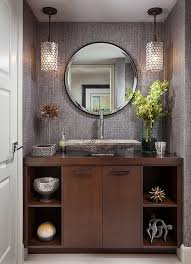 View In Gallery Elegant Powder Room Decorating Idea Design Insignia Group