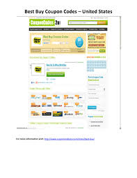 Best Buy Coupon Codes By Jonathan Bentz - Issuu