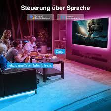 mua led gosund 2 8 m usb led tv backlight app