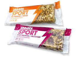 Robot Food Designs Packaging For Stoats Sport Porridge Bars
