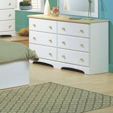 Sorelle Verona Double Dresser Combo French White by Westwood Design Donnington Double Dresser Virginia Cherry Baby