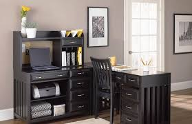 Cheap L Shaped Desk With Hutch by Black L Shaped Desk Home Office Desk Design Cheap L Shaped