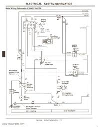 Deere Stx38 Yellow Deck Manual Pdf by Deere Stx38 Wiring Diagram And Schematic Design At