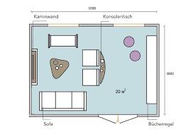 20 qm wohnzimmer einrichten sitzgruppe leseecke wohnzimmer