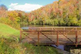 Tour of Green Knob Trail October 11 2015 Blue Ridge
