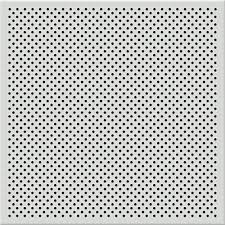 Fasade Ceiling Tiles Home Depot by Toptile 2 Ft X 2 Ft Perforated Metal Ceiling Tiles Hcw55108