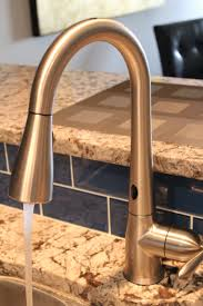 Motionsense Faucet Wont Turn On by Moen Hands Free Faucet Review Armchair Builder Blog Build