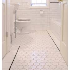 hexagon porcelain tile white matte porcelain tile non slip tile