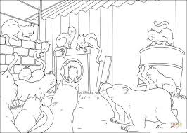 Cats Coloring Pages To View Printable Version Or Color It Online Compatible With IPad And Android Tablets