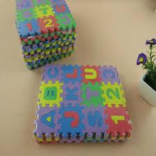 Foam Floor Mats Baby by Wholesale Interlocking Eva Foam Alphabet Letters Numbers Floor