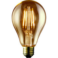 60w equivalent warm white 2700k a19 dimmable led light bulb 2