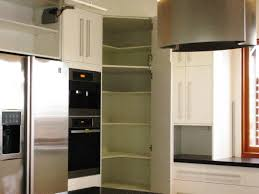 Top Corner Kitchen Cabinet Ideas by Functional Corner Pantry Cabinet Ideas