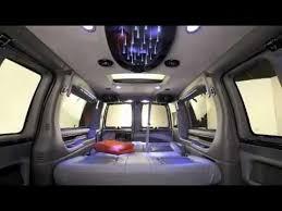 Galaxy Van Luxury Top End Vehicle Conversion Custom Interior NICE