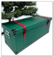 Artificial Christmas Tree Storage Container Magnificent Containers Awesome Design Ideas Interiors 7