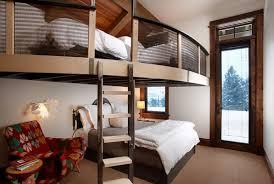 mezzanine chambre lit mezzanine bien choisir gain de place optimiser l espace chambre