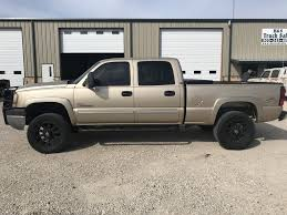 2005 Chevrolet Silverado 2500HD 4x4 Crewcab Duramax Diesel For Sale ... Review The 2017 Chevrolet Silverado 2500 High Country Is A Good Kerrs Truck Car Sales Inc Home Umatilla Fl Chevy 2500hd Duramax Diesel Pickup Breaks Tie Rods Drag Racing At 2008 Chevrolet 3500hd Service Truck Vinsn1gbjc33688f175803 Crew Repair And Performance Parts Little Power Shop History Of The Engine Magazine 2003 4x4 For Sale In Gmc Sierra Denali 7 Things To Know Drive Brothers Photos Monster Rusty 1948 Willys Lifted Hill Climb Black Smoke Media New 2018 Crew Cab Ltz 4x4 Turbo