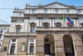 100 House In Milan La Scala Is An Opera House In Italy Cultural Heritage