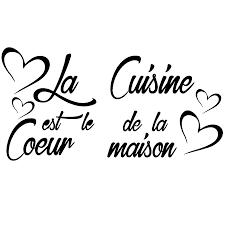 proverbe cuisine humour stickers citation cuisine stickers muraux citation cuisine