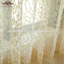 tissus pour rideaux pas cher voile rideau pour le salon pas cher sheer en chine tissu