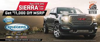 100 Truck Country Davenport Ia Kriegers Chevrolet Buick GMC Muscatine Quad Cities Chevy Dealer