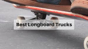 10 Best Longboard Trucks Reviews For 2018 With Buying Guide ...