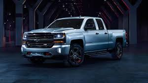 100 Chevy Special Edition Trucks Chevrolet Silverado Redline Is S Latest Pickup Truck